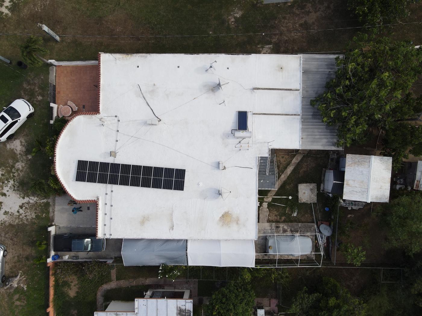4.0 kW en Santa Isabel